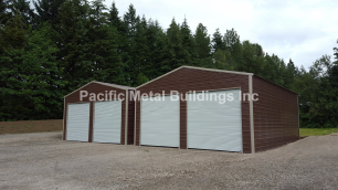2 identical units installed in Sandy, Oregon